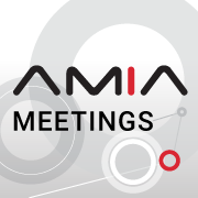 AMIA 2020 Clinical Informatics Conference App Icon