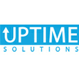 Uptime logo for comptia2